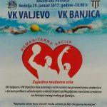 Хуманитарна акција ВК Ваљево и ВК Бањица