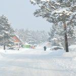 Зимска идила на Дивчибарама