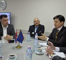 Амабасадор Украјине у посети Ваљеву