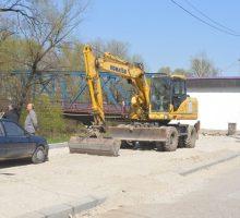 Почели радови на улицама и путевима у Ваљеву