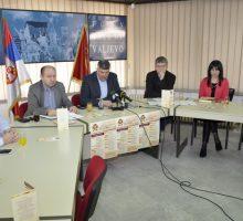 Богат програм за Дан града Ваљева