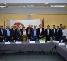 Словеначки градоначелници боравили у Ваљеву и посетили Сајам воћарства