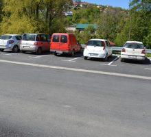 Нови паркинг простор на Градцу