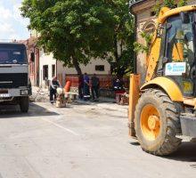 Инфраструктурни радови у Ваљеву у пуном јеку