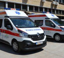 Два нова санитетска возила за Дом здравља