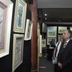 """Амбасадор Кипра отворио изложбу слика ,,Цветна страна Медитерана"""""""