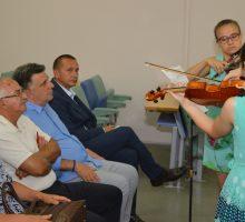 Признање  Капетан Миша Анастасијевић за најбоље ствараоце у округу