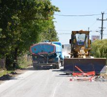 Градоначелник и заменик градоначелника о тренутним и будућим реконструкцијама путева