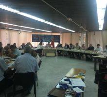 Седница Градског већа 19. септембар 2017. године