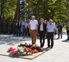 Обележен 15. септембар- Дан ослобођења Ваљева