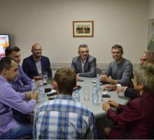 Посета градоначелника бугарског Дрјанова