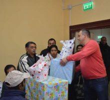 Помоћ за социјално и материјално угрожену децу