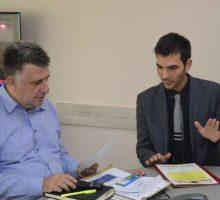 Градоначелник честитао успех Алекси Мирковићу