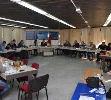 Седница Градског већа 1. новембра