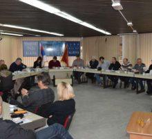 Седница Градског већа 20. новембра