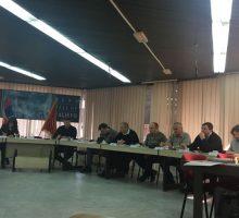 Седница Градског већа 26. децембра