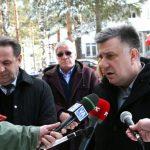 Министар Расим Љајић посетио Дивчибаре