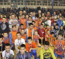 Новогодишњи турнир у малом фудбалу Ваљево 2018.