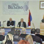 Седница Скупштине града Ваљева 9. фебруара