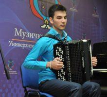 Алекса Мирковић, добитник Награде града Ваљева  за стваралаштво ученика и студената