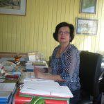 Ана Савковић, добитник Награде града Ваљева за просвету и васпитање