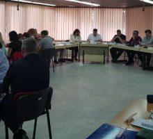 Седница Градског већа одржана 24. априла