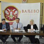 Састанак са представницима општина Колубарског округа