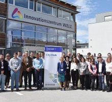 Партнери на пројекту CityWalk размењују искуства о развоју одрживе мобилности у дунавској регији