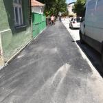 Реконструкција тротоара у Хајдук Вељковој улици