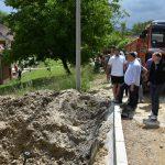 Приводи се крају санација клизишта и Улице Иве Андрића