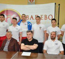 Градоначелник угостио најбоље рваче Србије и Ваљева