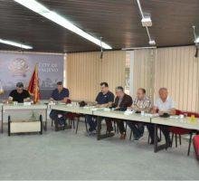 Седница Градског већа одржана 4. маjа