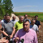 Село Ковачицe коначно добија асфалт