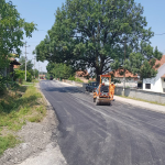 Асфалтирање регионалног пута од Белега до Богдановића брда