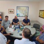 Представници Спортског савеза Србије у посети Ваљеву
