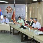 Седница Градског већа одржана 17. јула