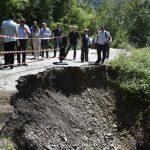 Хитна санација уништених сеоских путева