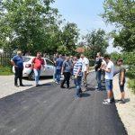 Испуњено још једно обећање -асфалтиран пут у Бранковини