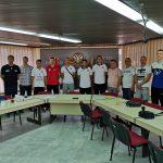 Пријем за учеснике Балканијаде у одбојци