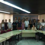 Пријем младих волонтера код заменика градоначелника