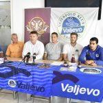 """Ватерполисти клуба """"Ваљево Горење"""", уз подршку Града, крећу у регионално и национално такмичење"""