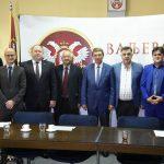 Представници града Сочија у посети Ваљеву