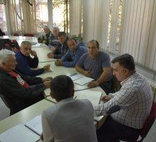 """Градоначелник са мештанима МЗ """"Јабланица"""" о водоснабдевању"""