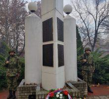 Дан војних ветерана обележен је данас у Ваљеву