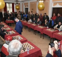 Обележен јубилеј ваљевског шаха