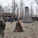 Обележавање годишњице окупљања устаничке војске на Бранковачком вису