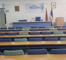 Отворени састанак о Нацрту Статута града Ваљева