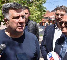 Гвозденовић: Држава наставља да финансира радове на изградњи водовода ка Бранковини