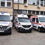 Хутна помоћ у Ваљеву богатија за нови санитет и возила