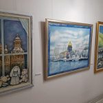"""Отворена изложба руске уметнице """"Од Европе до Русије"""""""